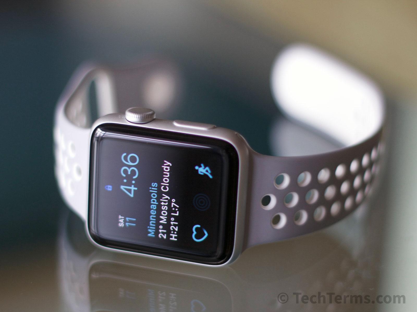 Smartwatch Definition