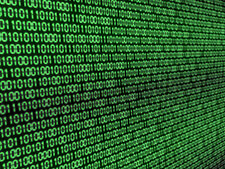 Binary Data Containing Only Ones and Zeros