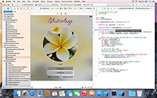 Apple Xcode IDE Interface